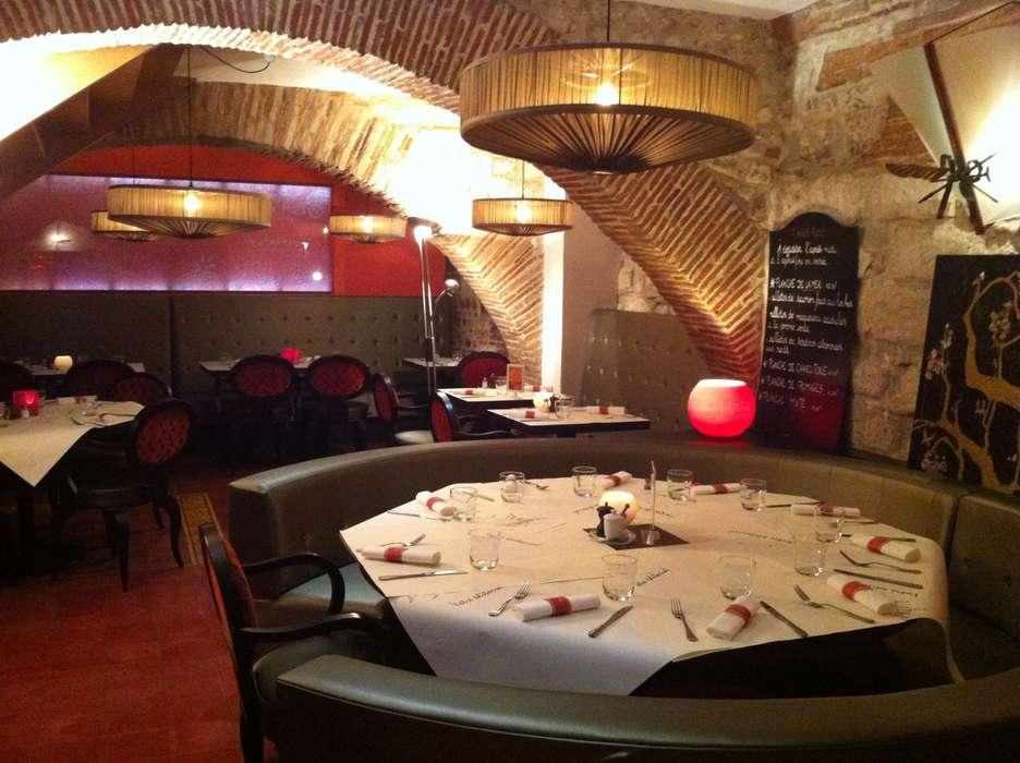 L 39 illustre restaurant brasserie cuisine traditionnelle for Salon gastronomie troyes
