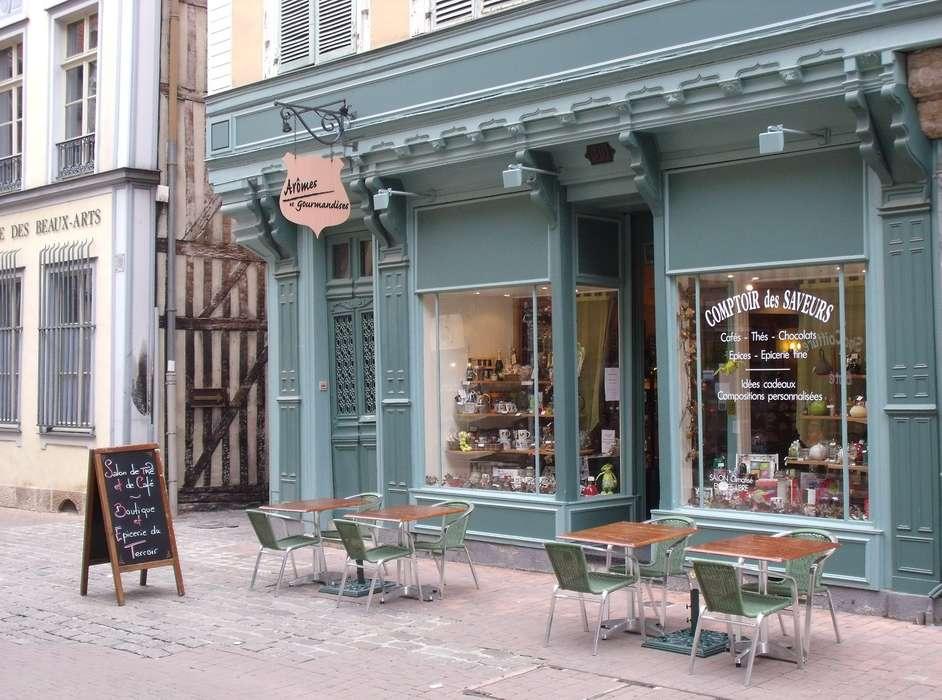Ar mes et gourmandises salon de th troyes for Salon gastronomie troyes