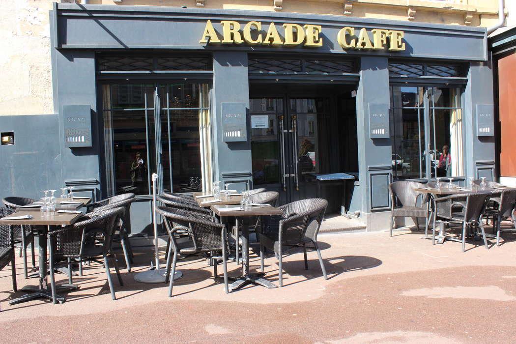 Arcade caf brasserie saint germain en laye - Office du tourisme saint germain en laye ...