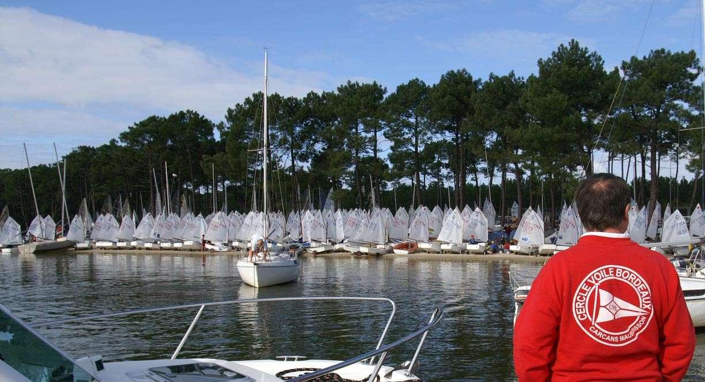 Carcans activit sportive planche voile voile - Carcans maubuisson office de tourisme ...