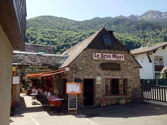 Restaurant Le Gros Minet Saint Lary