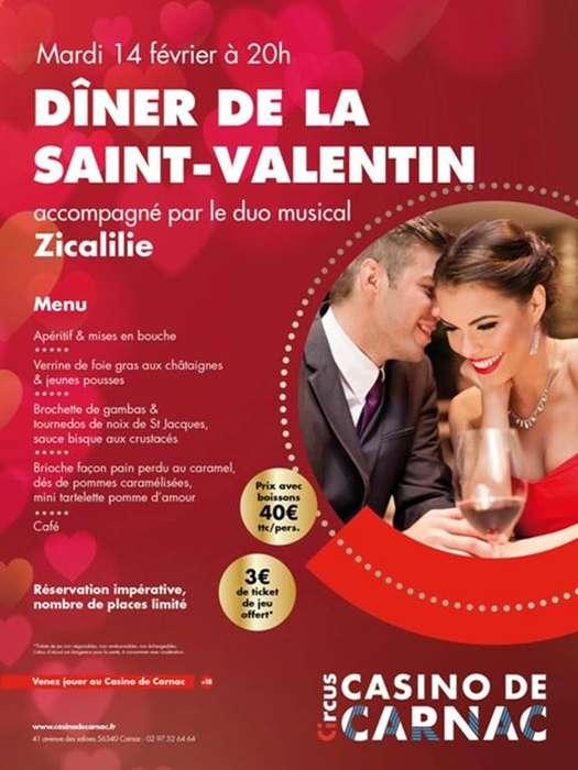 Casino fecamp st valentin