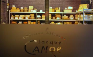 Jacquy Cange