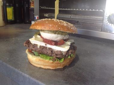 Burger & Bianca