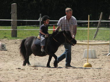 Club Figeacois du poney et du cheval - Figeac