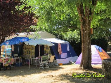 Camping Le Teulière