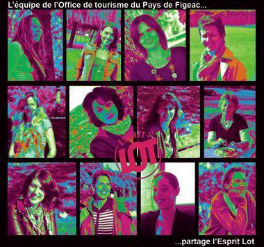 Lot Tourisme - P. Lasvenes