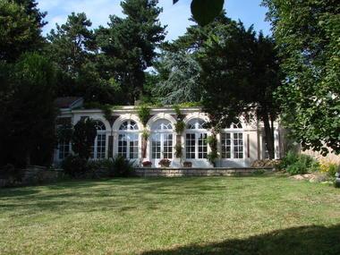 A l'Orangerie White Palacio