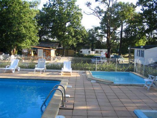 Camping LOrée du Bois  Médoc Océan  Lacanau, CarcansMaubuisson  ~ Camping Loree Du Bois