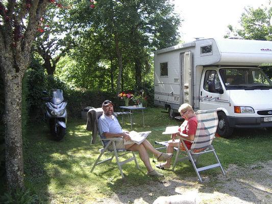 © Camping le Pigeonnier à Miers