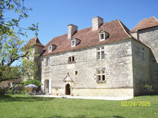 © Château de Lantis