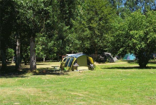 Camping de Marcilhac sur Célé