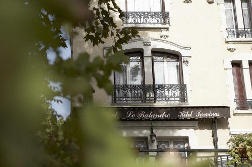 © Hôtel Le Terminus à Cahors
