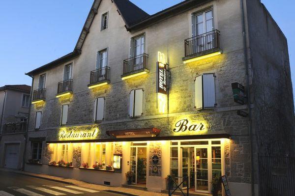 © Hôtel Restaurant Le Bordeaux
