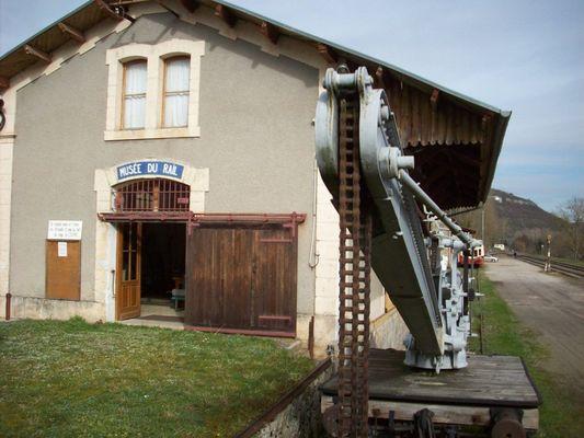Musée Ferrovière Cajarc