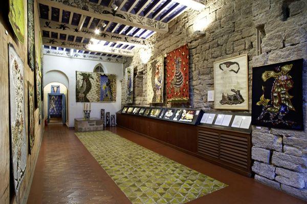 Atelier-Musée Jean Lurçat - Nelly Blaya - Conseil Général du Lot