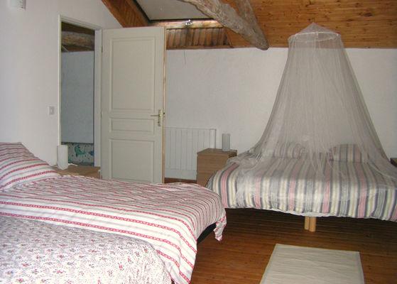 chambre 2 gite
