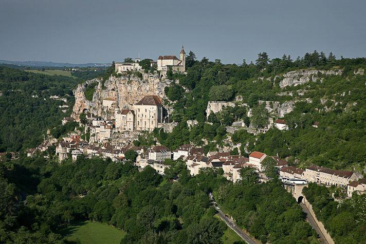 Rocamadour vue de l'Hospitalet - -® Lot Tourisme - J. Morel.jpg