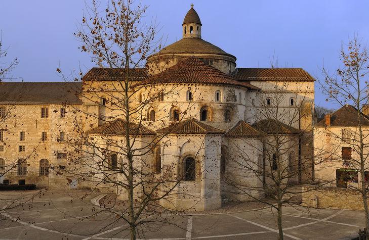 Souillac, l'abbatiale du X siècle.jpg