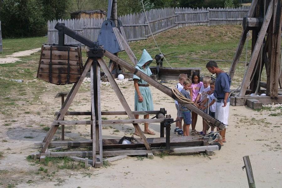 Collection Tourisme Gers/Camp de siège médiéval/G. Sublett