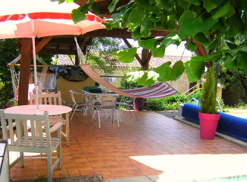 terrasse piscine
