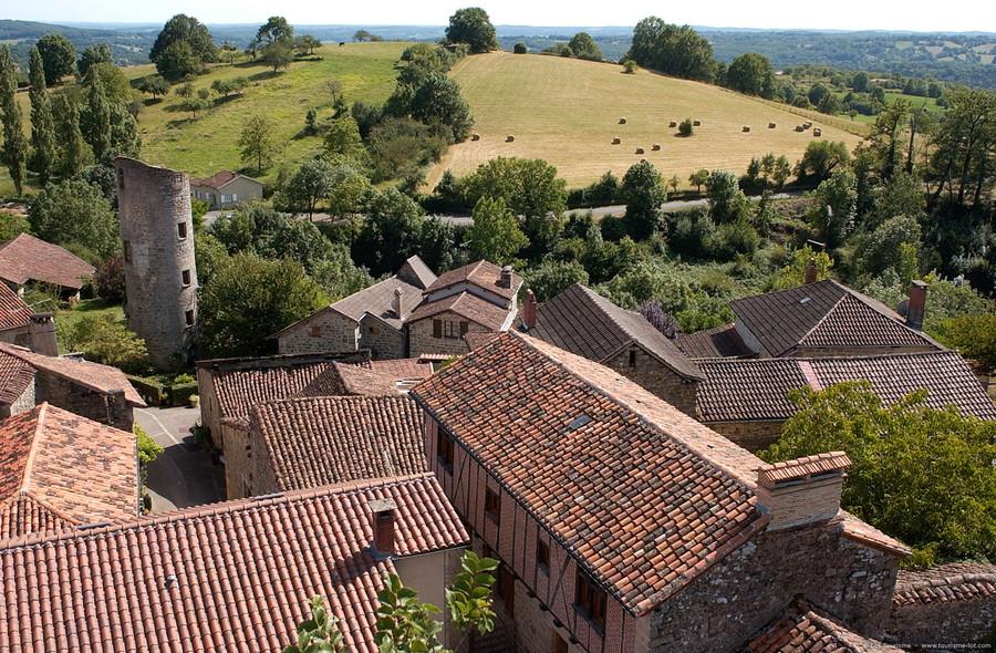 Lot Tourisme - Y. Conforti