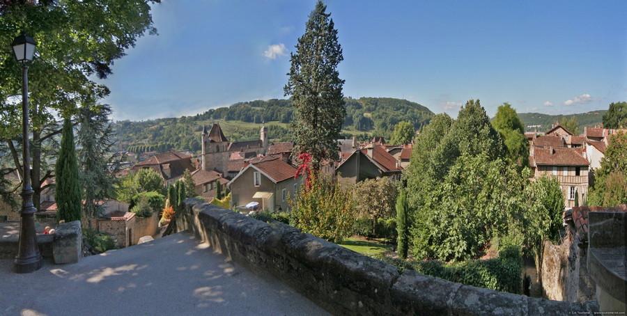 Lot Tourisme - OT Figeac/P. Letraublon