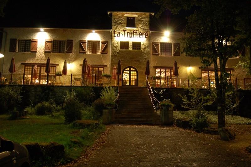 Hôtel La Truffière à Gignac