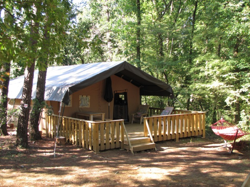 Camping La Tuque Belaye
