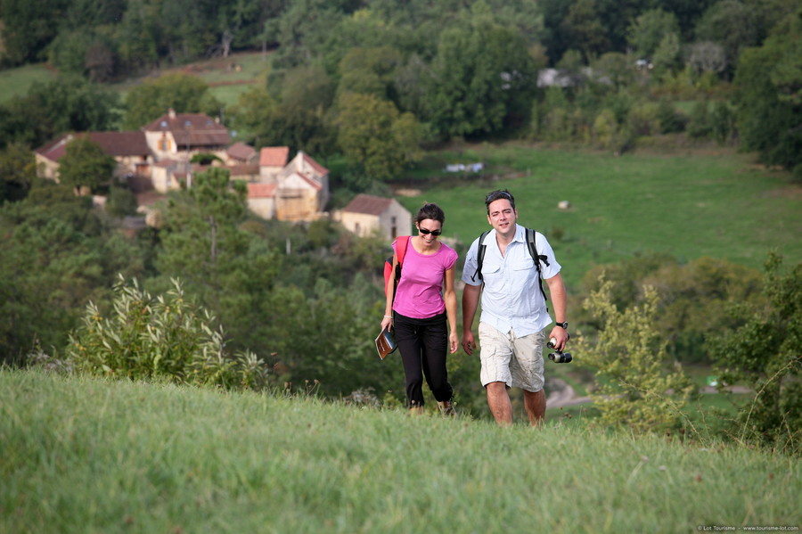 Lot Tourisme - J. Morel