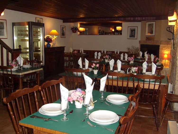 © Restaurant Mourgues