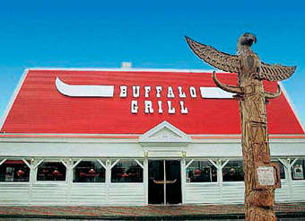 Buffalo grill restaurant saint memmie - Buffalo grill charleville mezieres ...