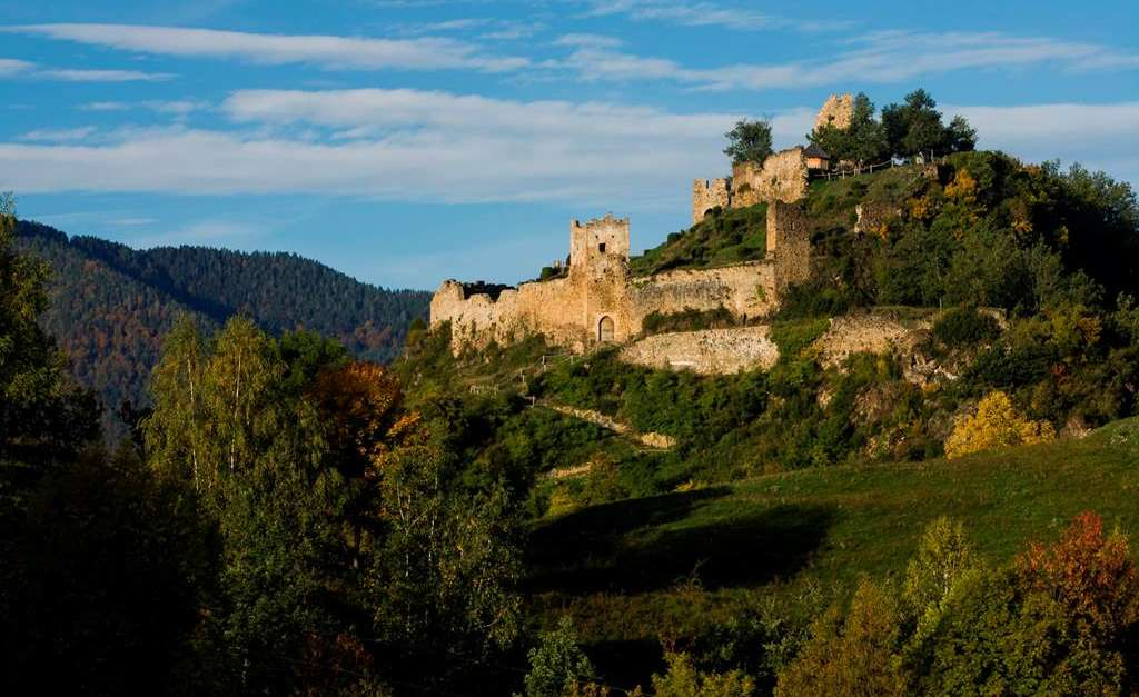 Image result for Le Chateau de Lordat photography