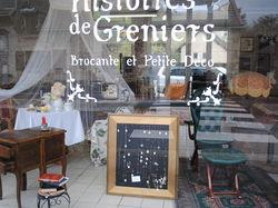 Siehe seite von Histoires de Greniers