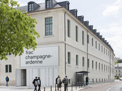 See more information about FRAC Champagne-Ardenne