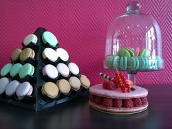 See more information about Douceurs Macarons