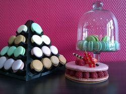 Siehe seite von Douceurs Macarons
