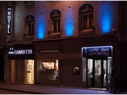 Siehe seite von Hôtel Gambetta