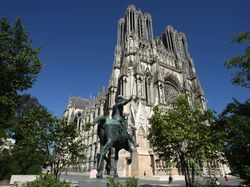 See more information about Statue of Jeanne d'Arc