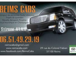 Siehe seite von Reims Cabs