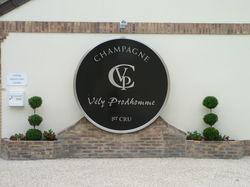 Siehe seite von Champagne Vély Prodhomme