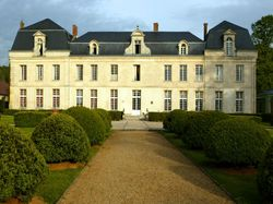 Siehe seite von Château de Courcelles