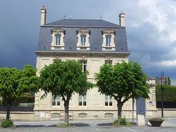 Siehe seite von Le Palais Champenois