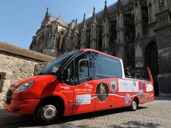 Siehe seite von Bus panoramique, circuit ville