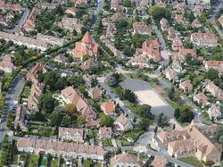 Siehe seite von Gartenstadt Chemin-Vert