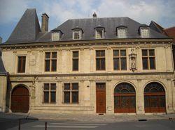 Consulter la fiche de Hôtel Saint Jean-Baptiste de La Salle