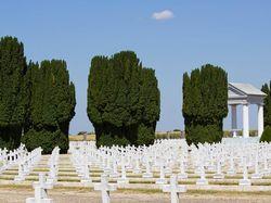 Siehe seite von Italienischer Soldatenfriedhof von Bligny-Chambrecy