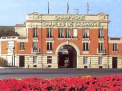 See more information about Champagne Charles de Cazanove