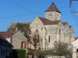 Consulter la fiche de Églises romanes de la Vallée de l'Ardre