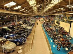 See more information about Reims Champagne Automobile Museum